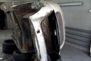 Konserwacja Mercedesa 170 S-D